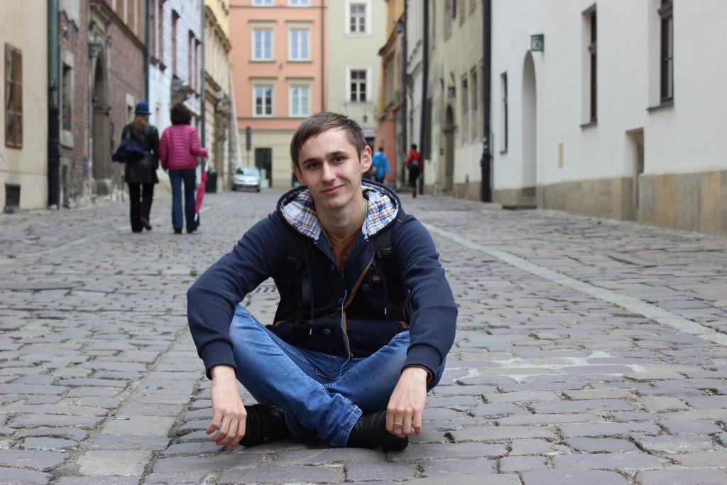 Я в Кракові