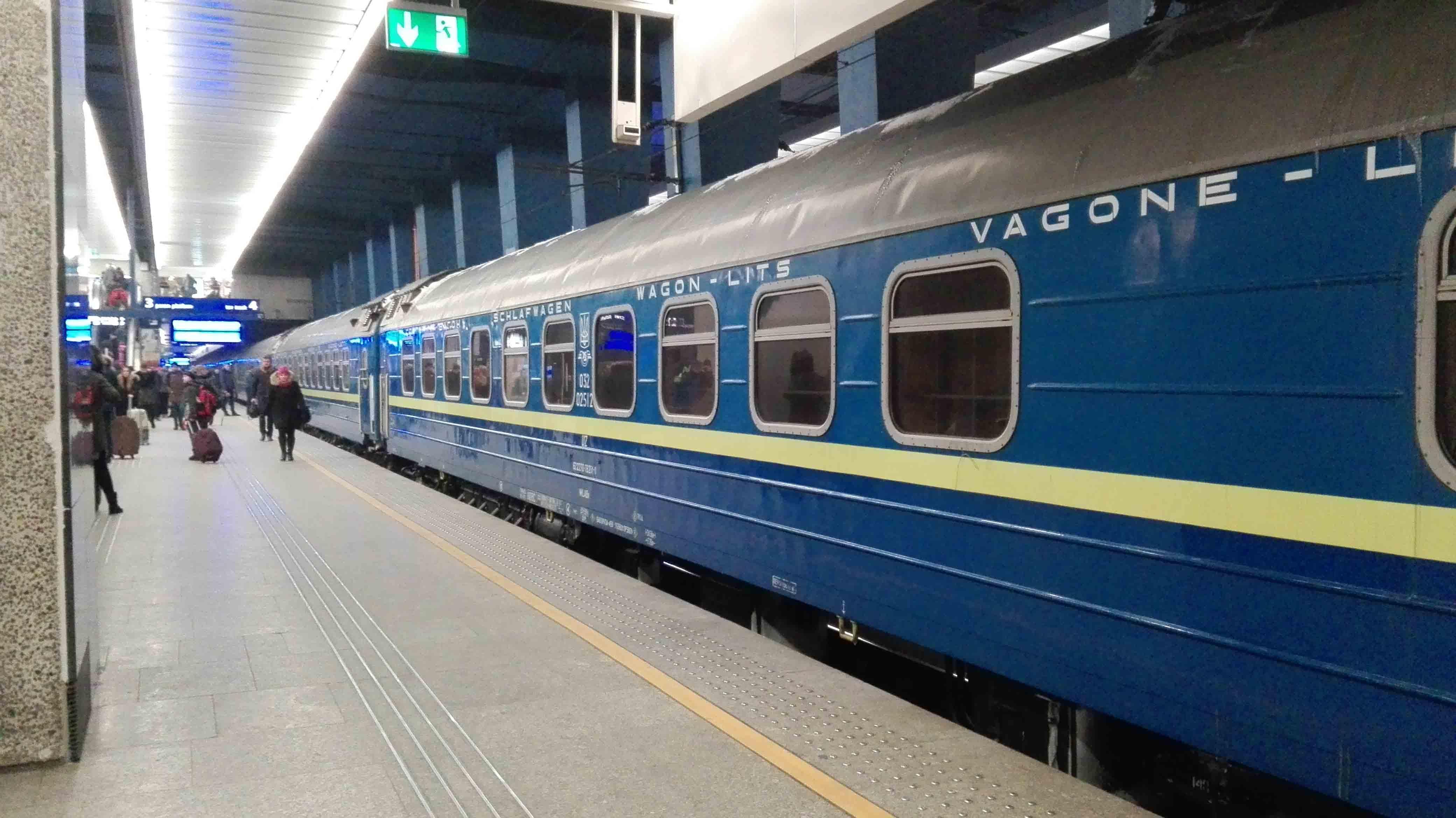 Поезд москва киев отзывы по прохождению границы