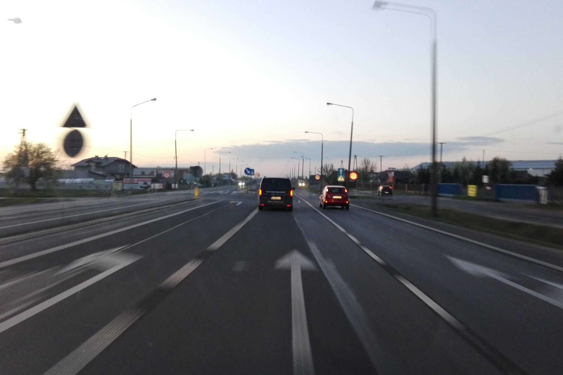 Дороги в Польщі