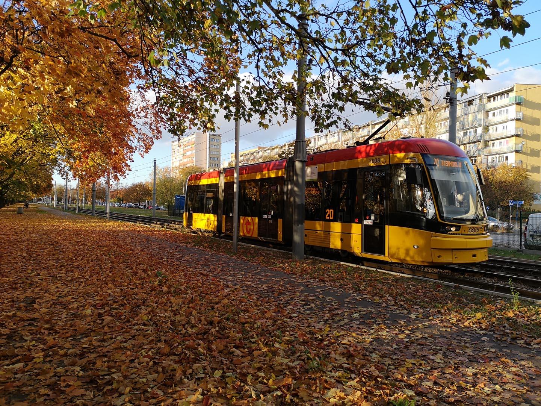 Варшавский трамвай